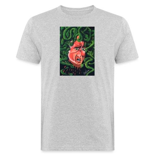 MedusaMay - T-shirt ecologica da uomo