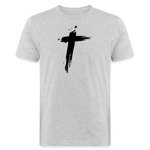 Cross - Mannen Bio-T-shirt