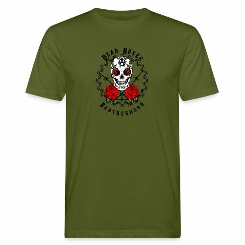 Dead Roses 2nd Logo - Men's Organic T-Shirt