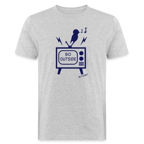 vectortv - Mannen Bio-T-shirt