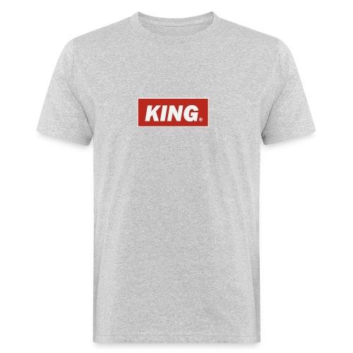 King, Queen, - Men's Organic T-Shirt