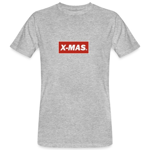 X Mas - Men's Organic T-Shirt