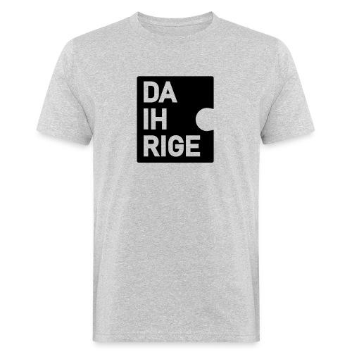 Vorschau: seinige und ihrige - Männer Bio-T-Shirt