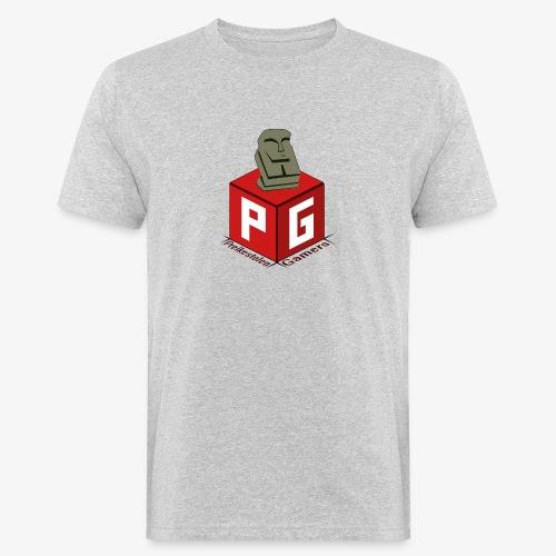 Preikestolen Gamers - Økologisk T-skjorte for menn
