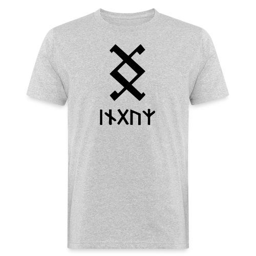 Wikinger Inguz - Männer Bio-T-Shirt