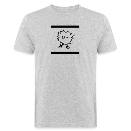 Fuzzles - Männer Bio-T-Shirt