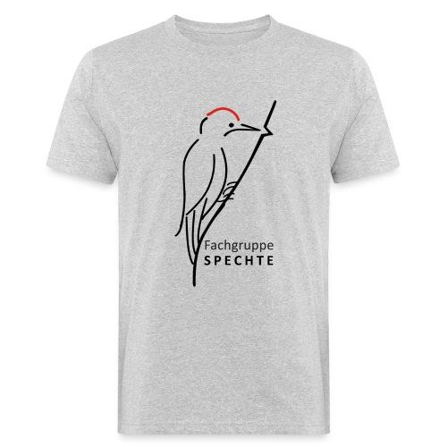 FachgruppeSp - Männer Bio-T-Shirt