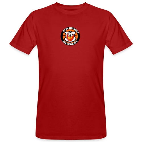 logosc - Männer Bio-T-Shirt