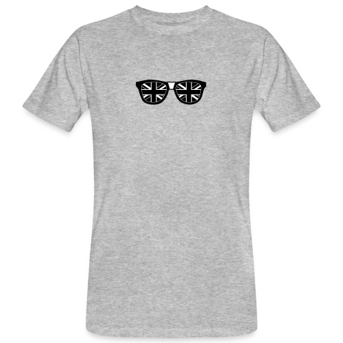 UKGeeks Logo - Men's Organic T-Shirt