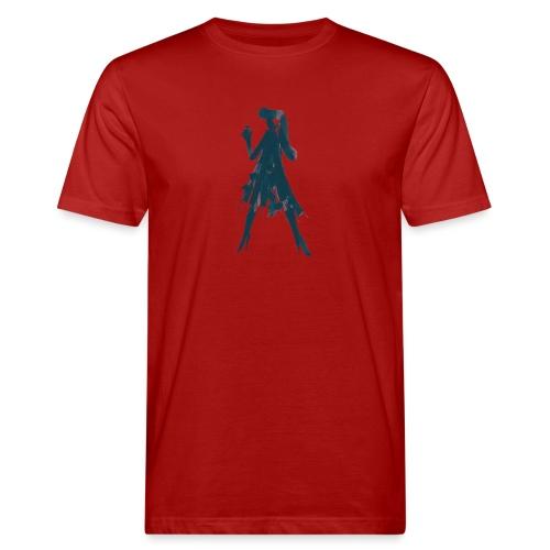 Self portrait - T-shirt ecologica da uomo