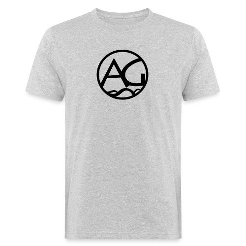 AG - Miesten luonnonmukainen t-paita