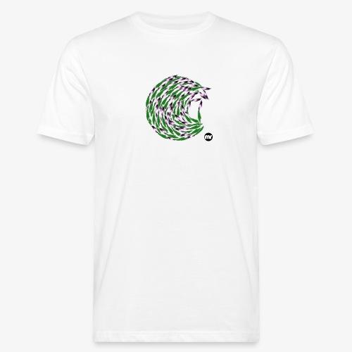 cerchio - T-shirt ecologica da uomo