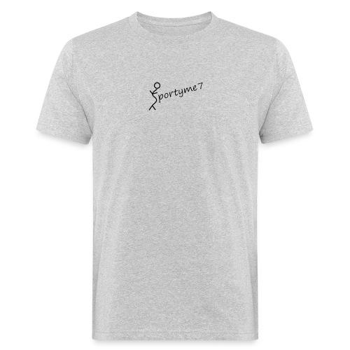 Scoliosis Fighter - Männer Bio-T-Shirt