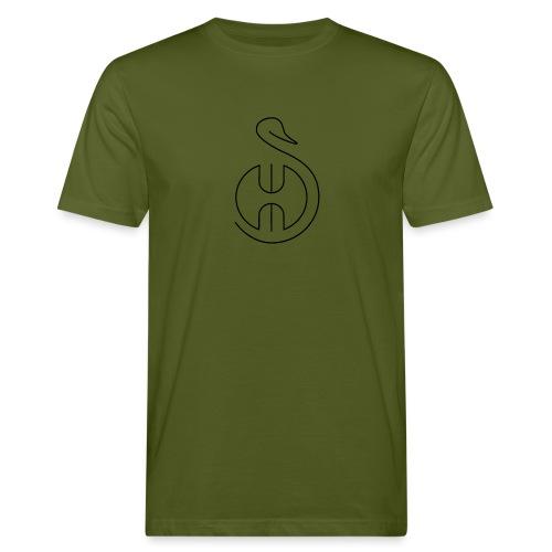 Logo Black Swom - T-shirt bio Homme