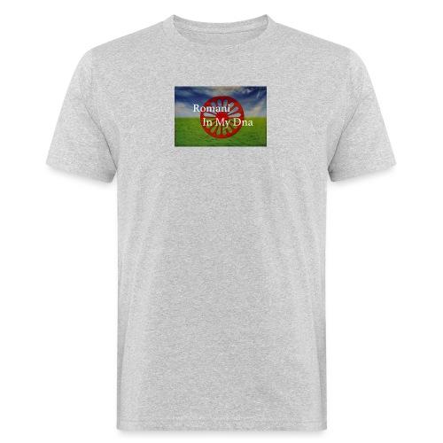flagromaniinmydna - Ekologisk T-shirt herr