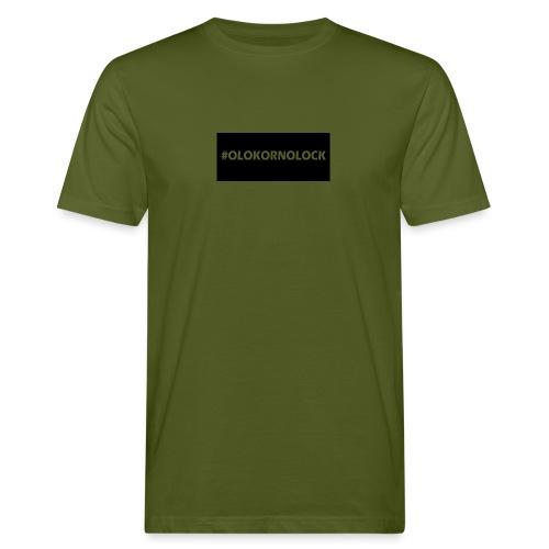 #OLOKORNOLOCK - Ekologisk T-shirt herr