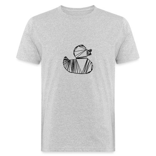 Ente - Männer Bio-T-Shirt