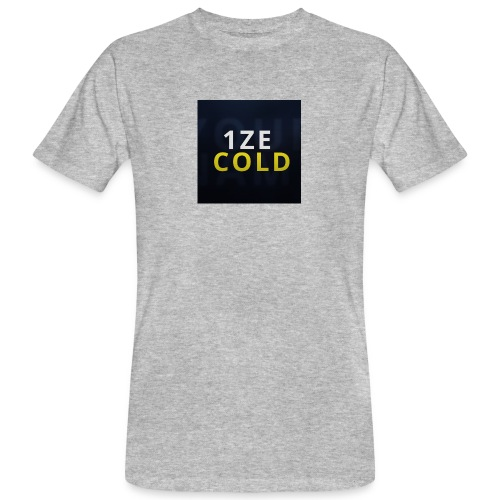 Merch Logo - Männer Bio-T-Shirt