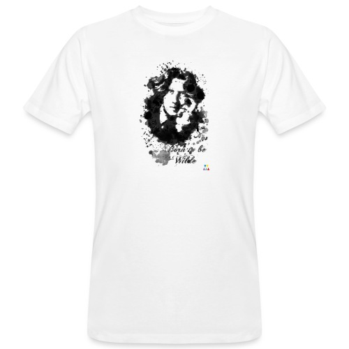 Born to be Wilde - T-shirt bio Homme