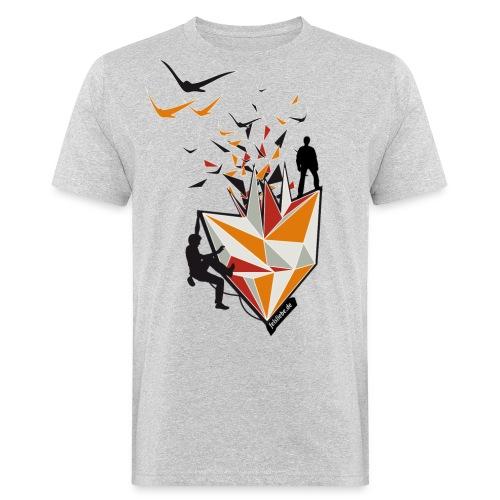 halle png - Männer Bio-T-Shirt