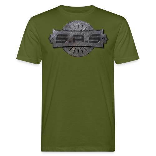 S.A.S. tshirt men - Mannen Bio-T-shirt