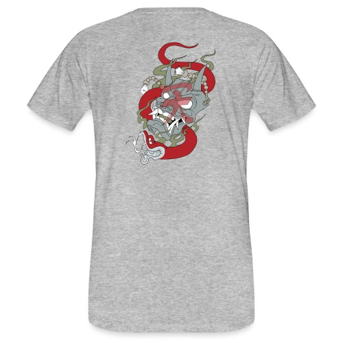 Démon - T-shirt bio Homme