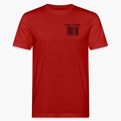Made in Wales - Men's Organic T-Shirt