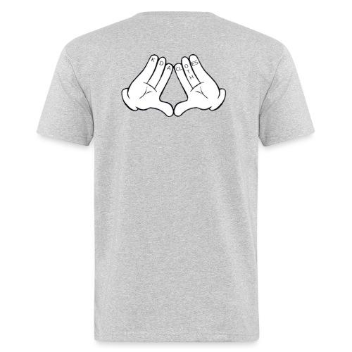 KDA logo chemise 1er - T-shirt bio Homme