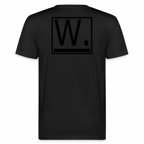 W. - Mannen Bio-T-shirt