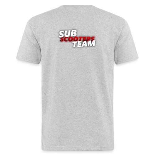 SST3 - Mannen Bio-T-shirt