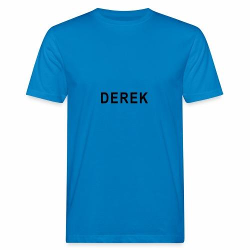 Derek - Men's Organic T-Shirt