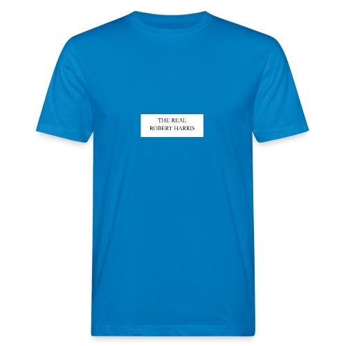The real Robert Harris - Ekologisk T-shirt herr