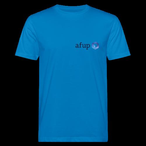 Le logo officiel de l'AFUP - T-shirt bio Homme