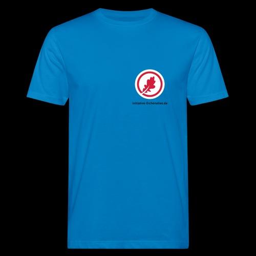 Initiative Eichenallee - Männer Bio-T-Shirt