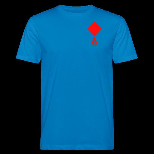 KARO ASS - Männer Bio-T-Shirt