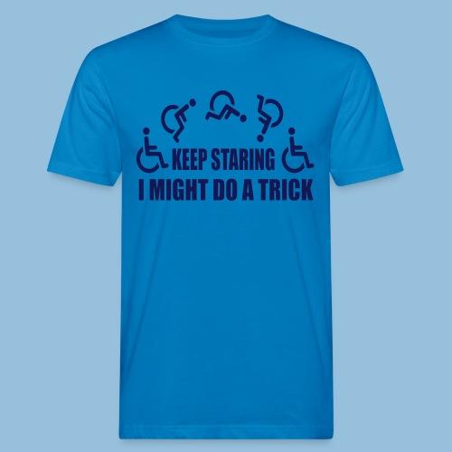 Mightdoatrick1 - Mannen Bio-T-shirt