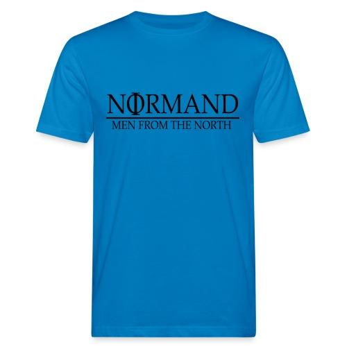LOGO NORMAND - T-shirt bio Homme