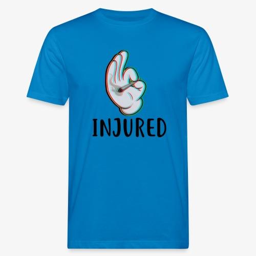 Injured Clothes / Special 1 - T-shirt ecologica da uomo