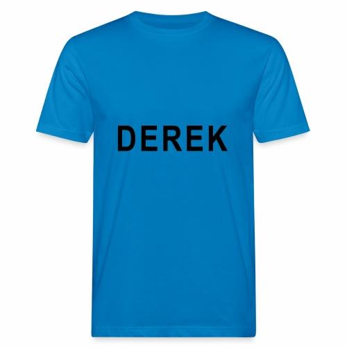 LARGE Derek - Men's Organic T-Shirt
