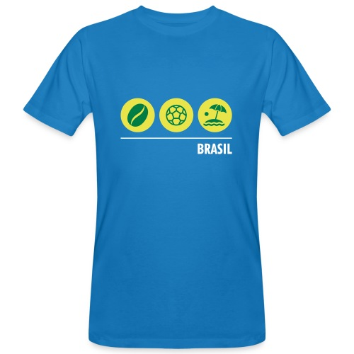 Circles - Brazil - Men's Organic T-Shirt