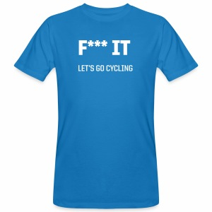 Let s go cycling - Männer Bio-T-Shirt