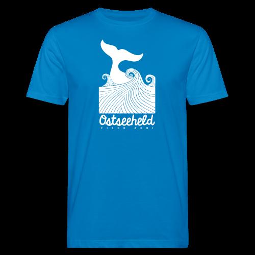 Ostseeheld - Männer Bio-T-Shirt