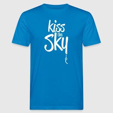 baciare il cielo * 2018 * - T-shirt ecologica da uomo