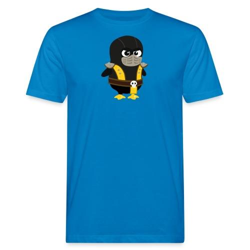 Pingouin Mortal Scorpion - T-shirt bio Homme