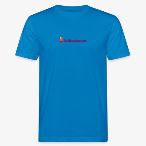 UrlRoulette Logo - Men's Organic T-Shirt