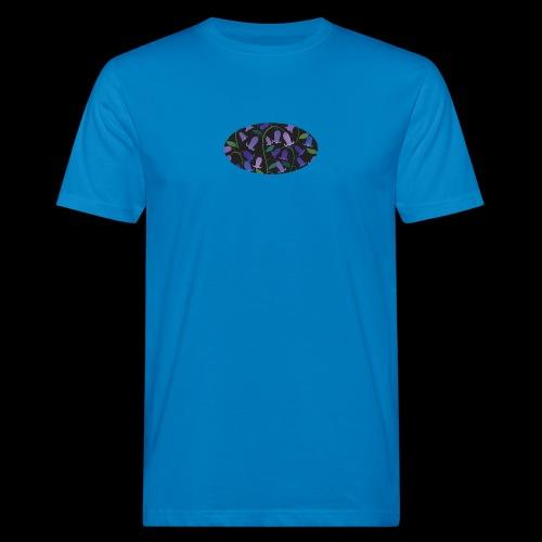 blue bells - T-shirt bio Homme