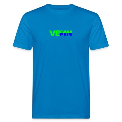 VEGAN FIN - Miesten luonnonmukainen t-paita