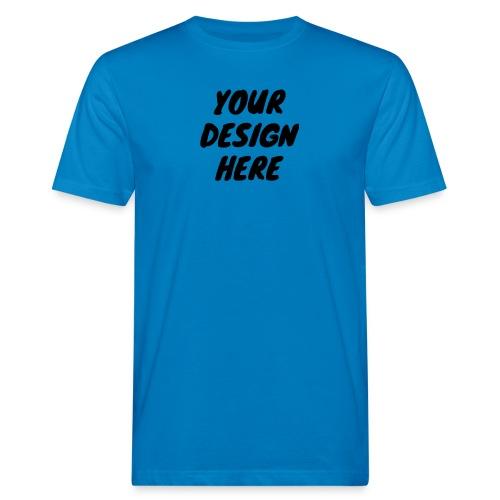 printfile front 9 - Ekologisk T-shirt herr