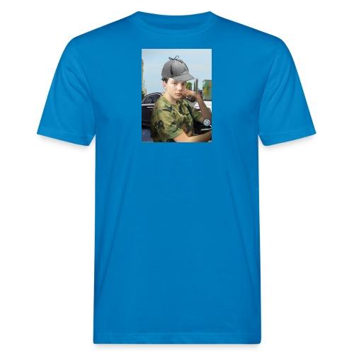 Detektiv Laurin - Männer Bio-T-Shirt