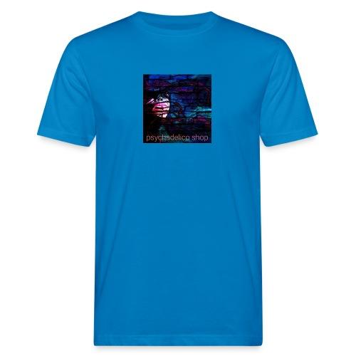 Graffiti design - Ekologisk T-shirt herr